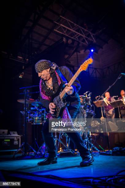 Steven Van Zandt of Little Steven And The Disciples Of Soul perform at Alcatrazon stage on December 5 2017 in Milan Italy