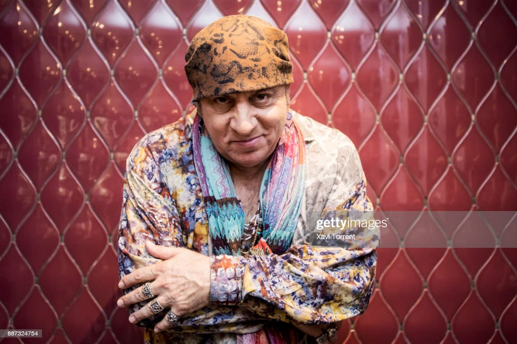 Steven Van Zandt Portrait Session