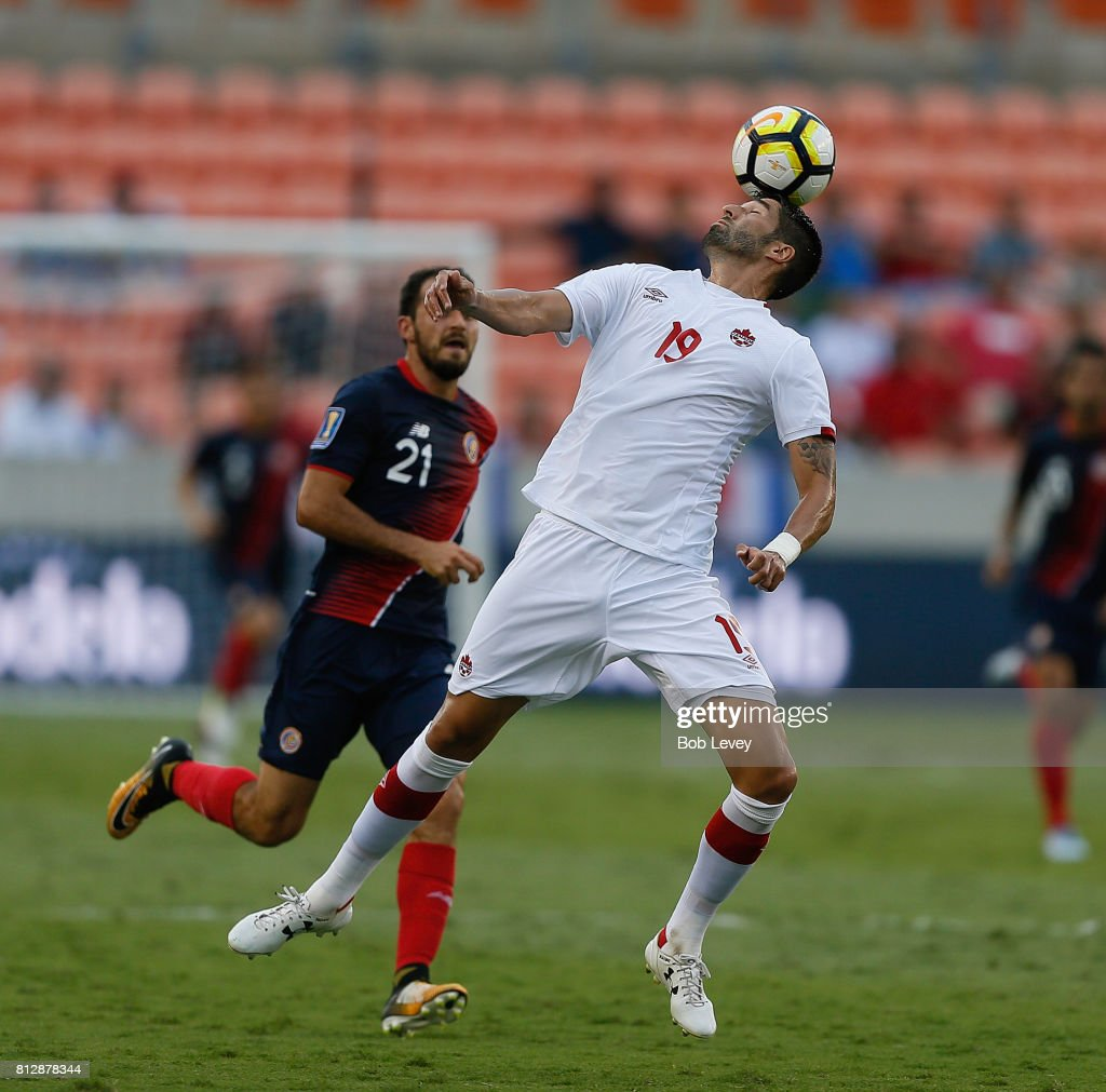 Costa Rica v Canada: Group A - 2017 CONCACAF Gold Cup