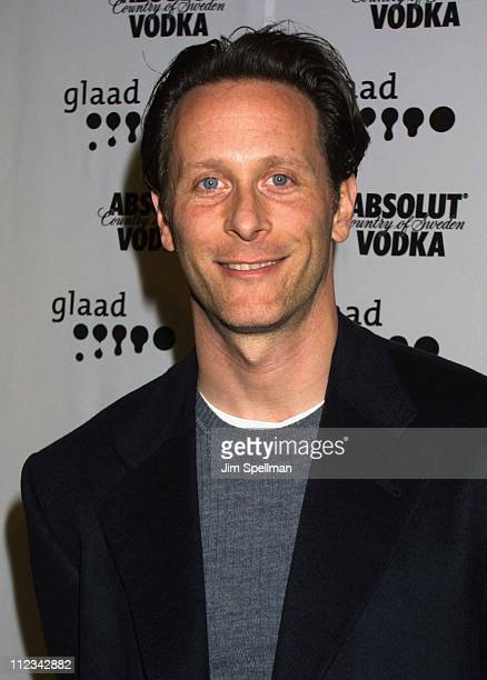 Steven Weber during The 13th Annual GLAAD Media Awards New York Arrivals at New York Marriott Marquis in New York City New York United States