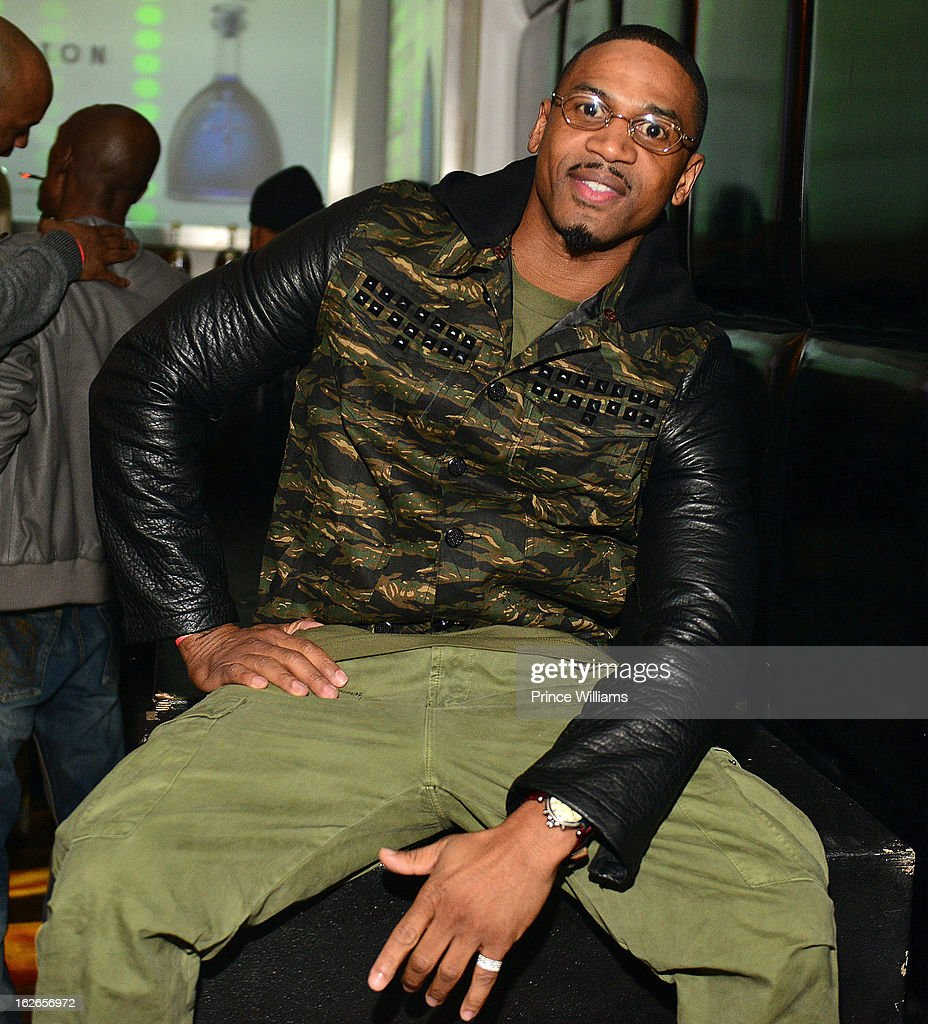 Stevie J attends the So So Def anniversary party hosted by Jay Z at Compound on February 23, 2013 in Atlanta, Georgia.
