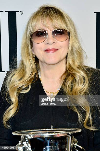 Stevie Nicks attends the 62nd Annual BMI Pop Awards at Regent Beverly Wilshire Hotel on May 13 2014 in Beverly Hills California