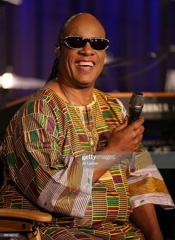 Stevie Wonder Tour Press Announcement