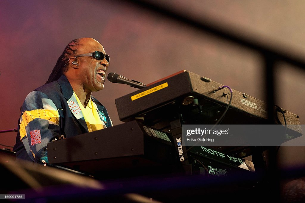 <a gi-track='captionPersonalityLinkClicked' href=/galleries/search?phrase=Stevie+Wonder&family=editorial&specificpeople=171911 ng-click='$event.stopPropagation()'>Stevie Wonder</a> performs during the 2013 Hangout Music Festival on May 19, 2013 in Gulf Shores, Alabama.