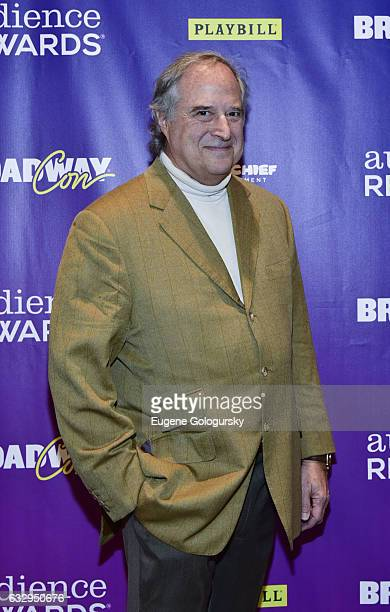 Stewart F Lane attends BroadwayCon 2017 at The Jacob K Javits Convention Center on January 28 2017 in New York City