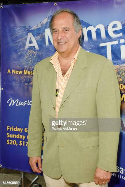 Stewart F Lane attends Opening of A Moment in Time by Stewart F Lane at Performing Arts Center on June 25 2010 in Dix Hills New York