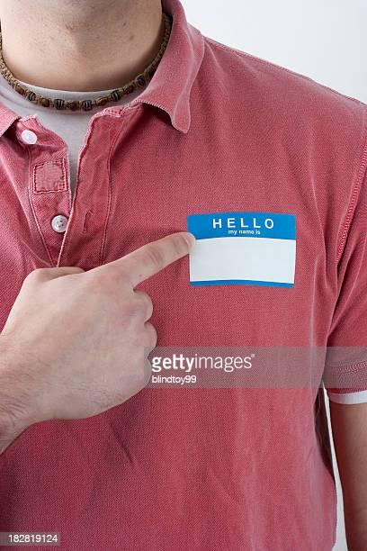 Hallo, mein name ist