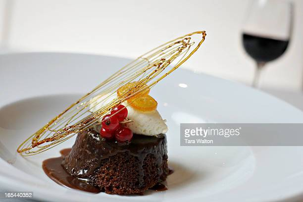 Sticky Toffee Pudding Stock Photos and Pictures | Getty Images