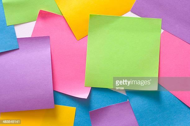 Sticky note-retro