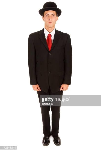 Stiff Businessman