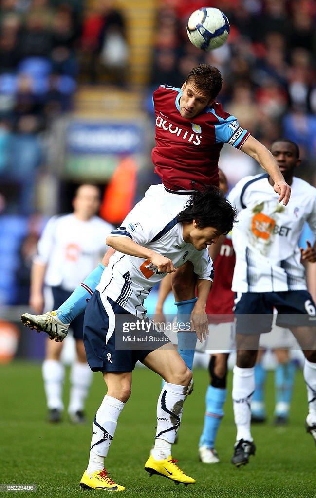 Bolton Wanderers v Aston Villa - Premier League
