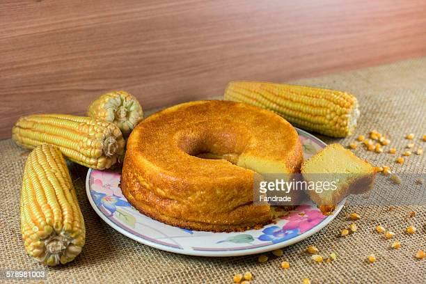 Still, corn cake