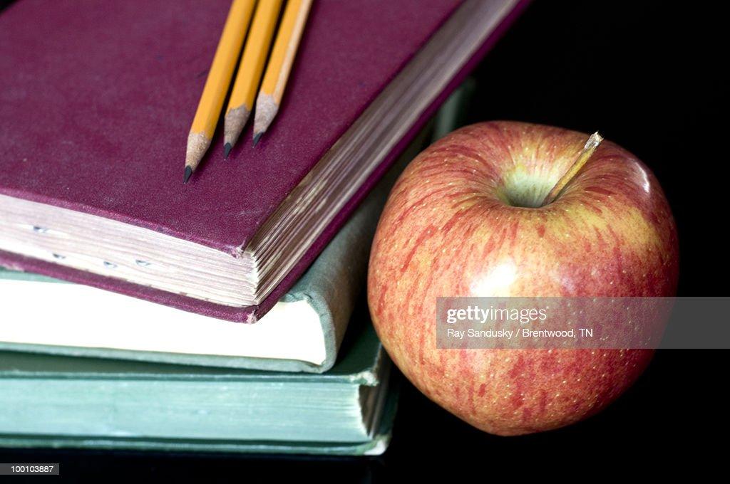 Still Life For Education or Teacher : Stock-Foto