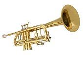 Still life of a horn