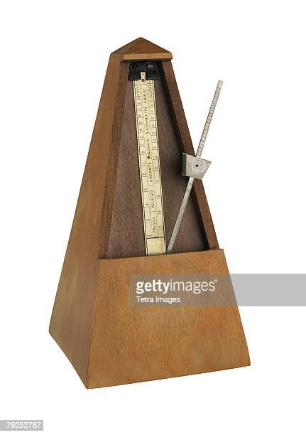 Still life of a metronome