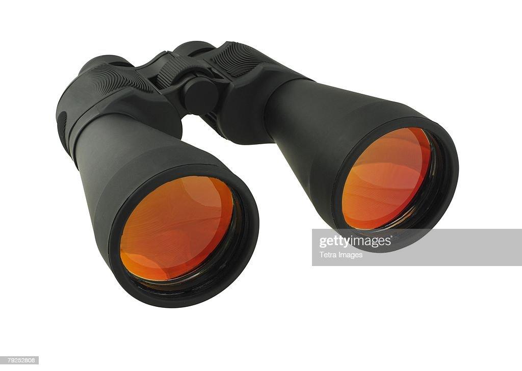 Still life of a pair of binoculars