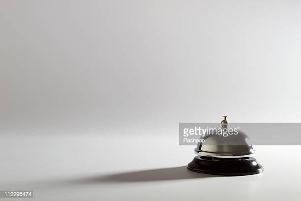Still life of a service bell