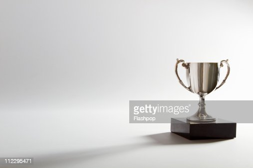 Still life of a trophy
