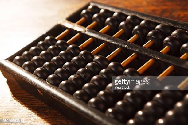 Still life the abacus