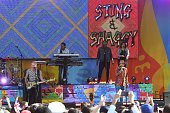 "Sting and Shaggy Performs On ABC's ""Good Morning..."