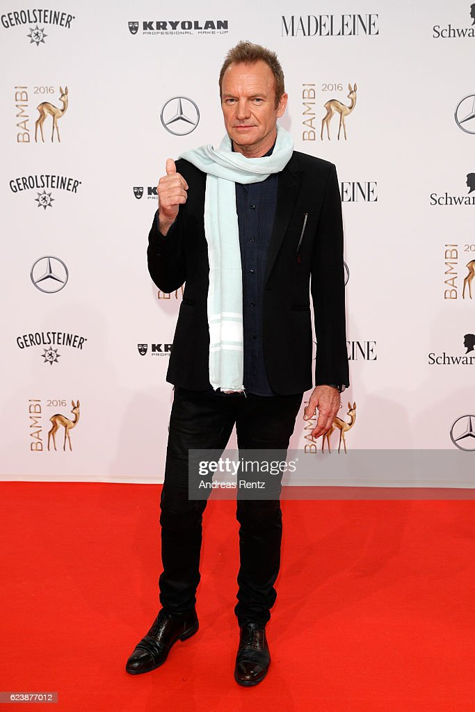 sting-arrives-at-the-bambi-awards-2016-at-stage-theater-on-november-picture-id623877012