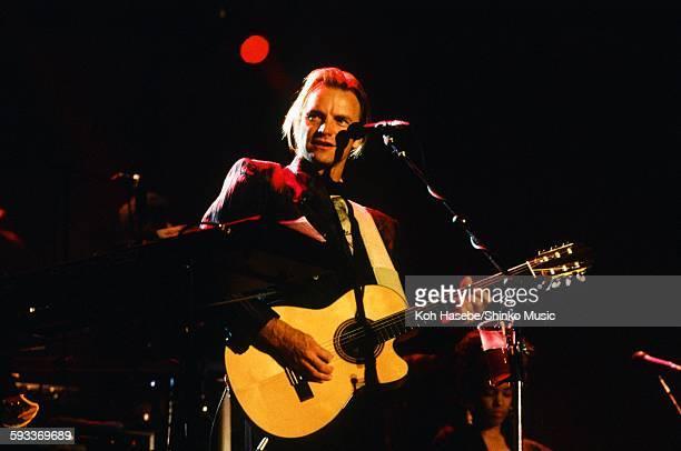 Sting at Tokyo Dome Tokyo October 24 1988