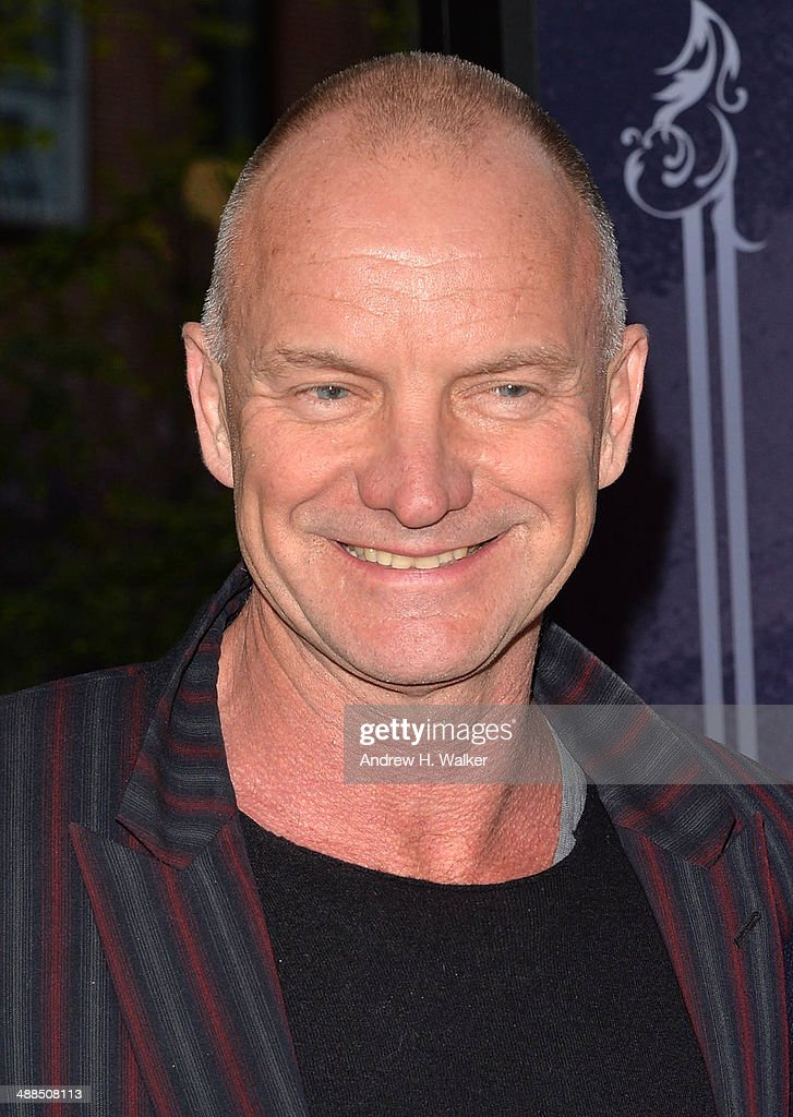 <a gi-track='captionPersonalityLinkClicked' href=/galleries/search?phrase=Sting+-+Singer&family=editorial&specificpeople=220192 ng-click='$event.stopPropagation()'>Sting</a> attends the 'Penny Dreadful' series world premiere at The Highline Hotel on May 6, 2014 in New York City.
