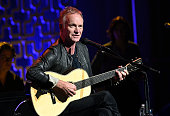 iHeartRadio LIVE With Sting At The iHeartRadio Theater...