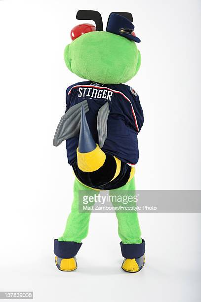 Blue Jackets Mascot Stock Photos and Pictures | Getty Images