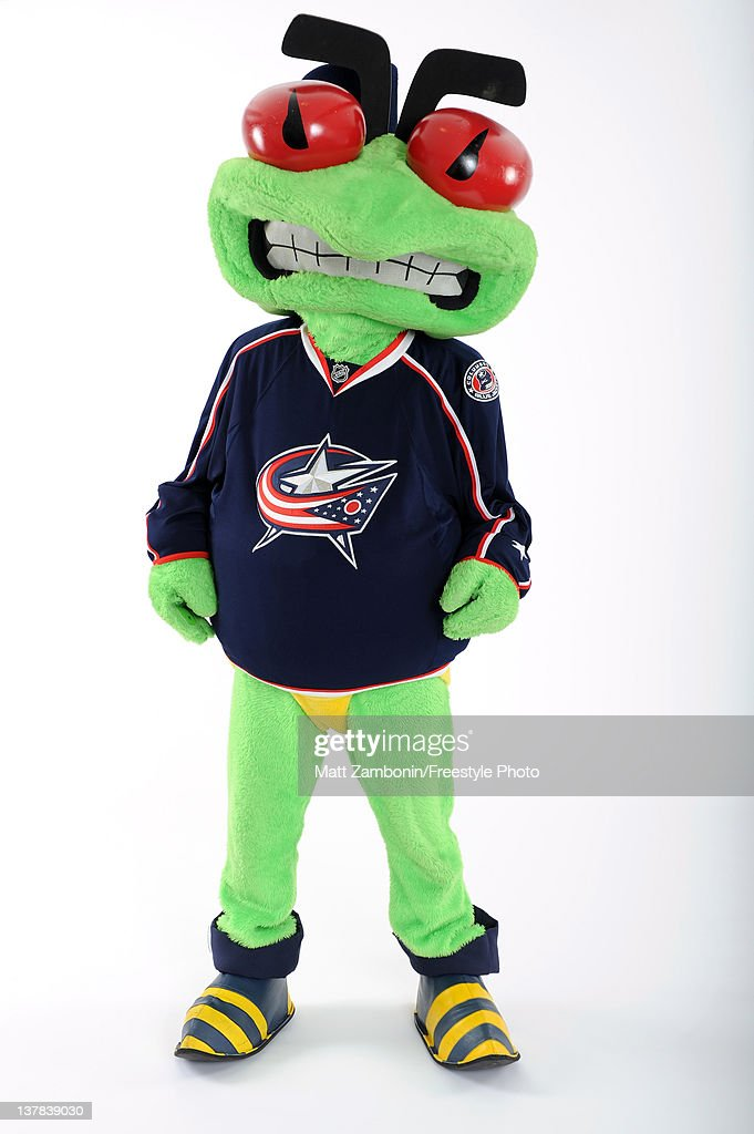 2012 NHL All-Star Game - Mascot Portraits Photos and Images