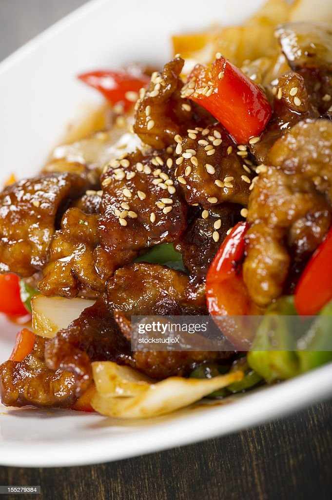 Stir Fry : Stock Photo