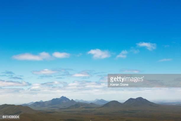 Stirling Ranges National Park  and sky