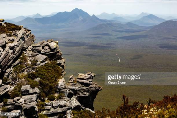 Stirling Ranges National Park view