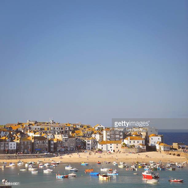 St.Ives harbour