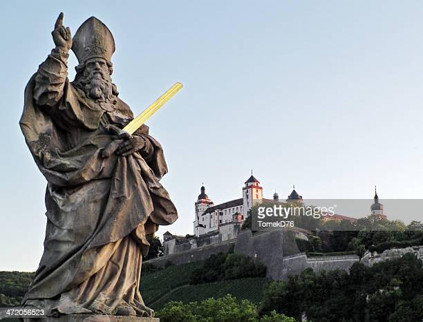 St.Kilian und Festung
