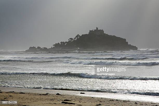St.Michael's Mount after a storm