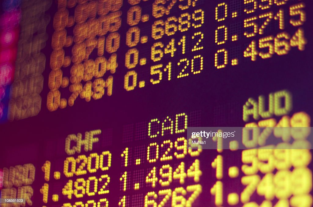 Stock board : Stock Photo