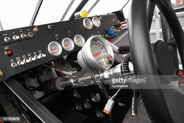stock car dashboard