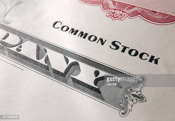 Stock Certificate 17