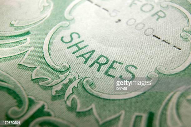 Stock Certificate 5