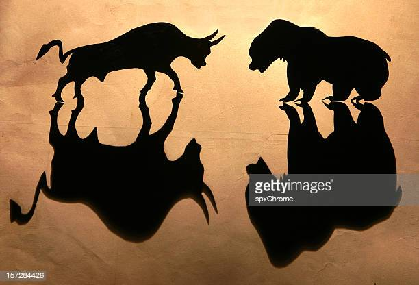 Stock Market - Bulls vs Bears