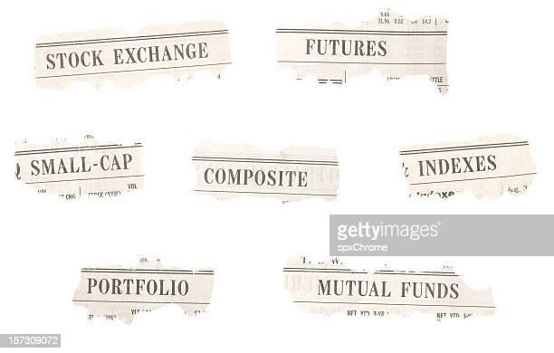 Stock Market Zeitung Schlagzeilen