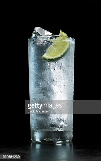 Stock Mineral Water