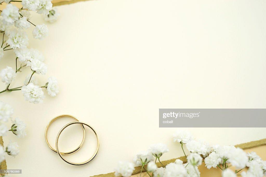 Фон на свадебное приглашение