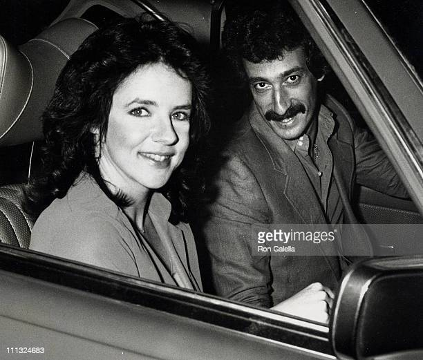 Stockard Channing and David Debin during Party for Barry Diller at Barry Diller's Home in New York City New York United States