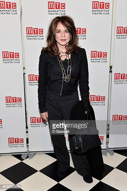Stockard Channing attends the 2016 Manhattan Theatre Club's Fall Benefit at 583 Park Avenue on November 21 2016 in New York City