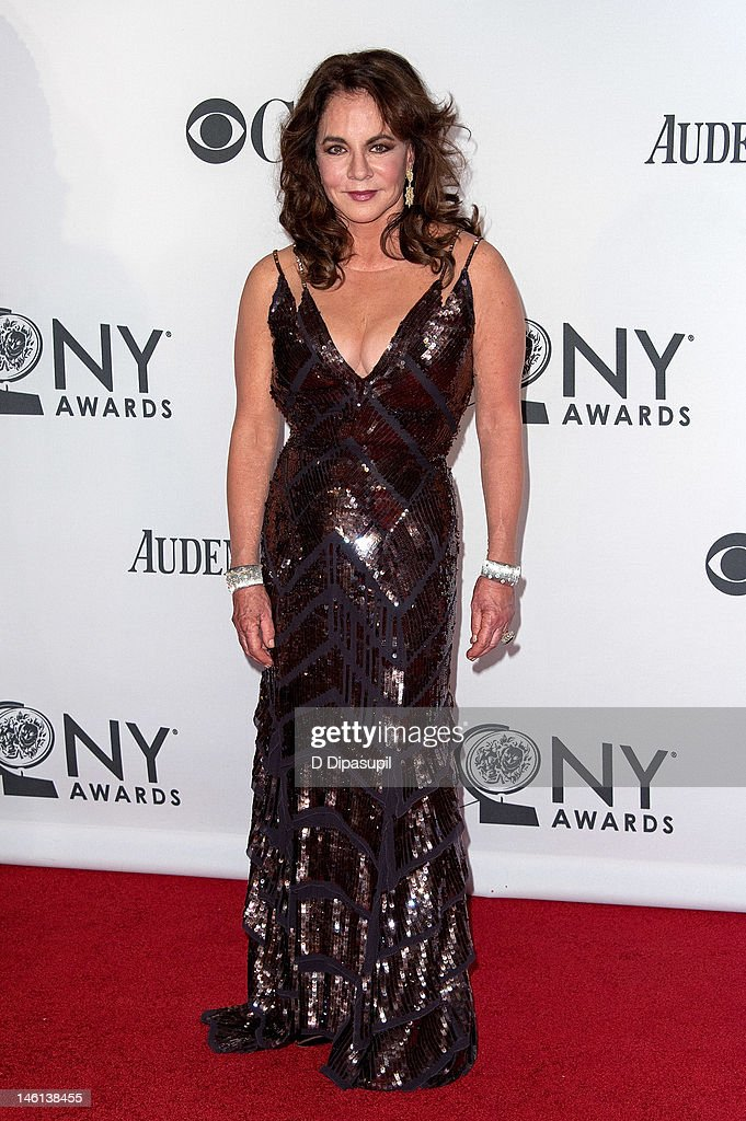 Stockard Channing attends the 66th Annual Tony Awards at the Beacon Theatre on June 10, 2012 in New York City.
