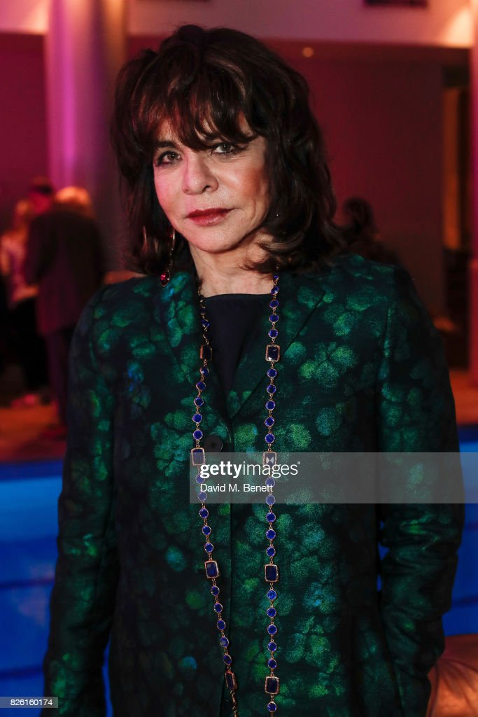 Stockard Channing attends the press night after party for 'Apologia' at the Haymarket Hotel on August 3, 2017 in London, England.