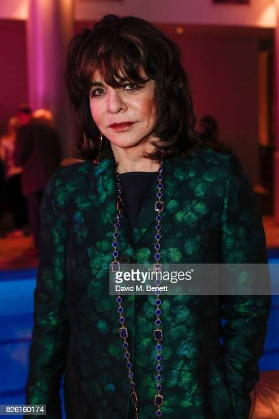 Stockard Channing attends the press night after party for 'Apologia' at the Haymarket Hotel on August 3 2017 in London England