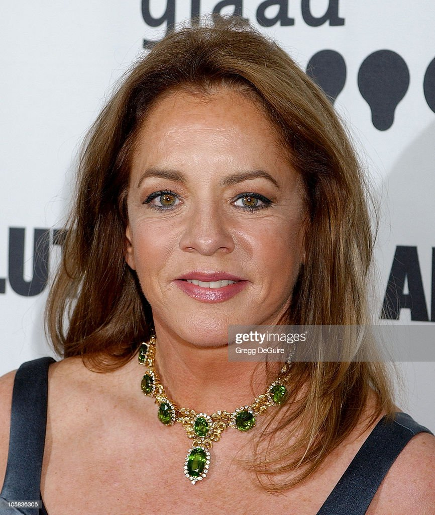 Stockard Channing during 16th Annual GLAAD Media Awards - Arrivals at Kodak Theatre in Hollywood, California, United States.